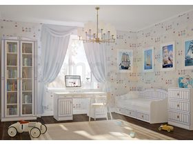 "Детская комната ""КАПИТАН"""