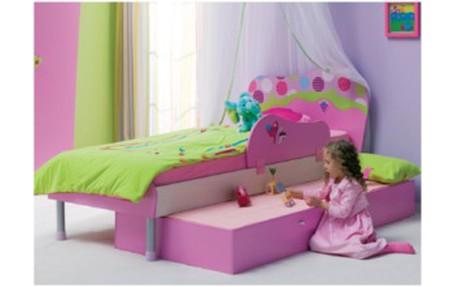 детские кровати от года
